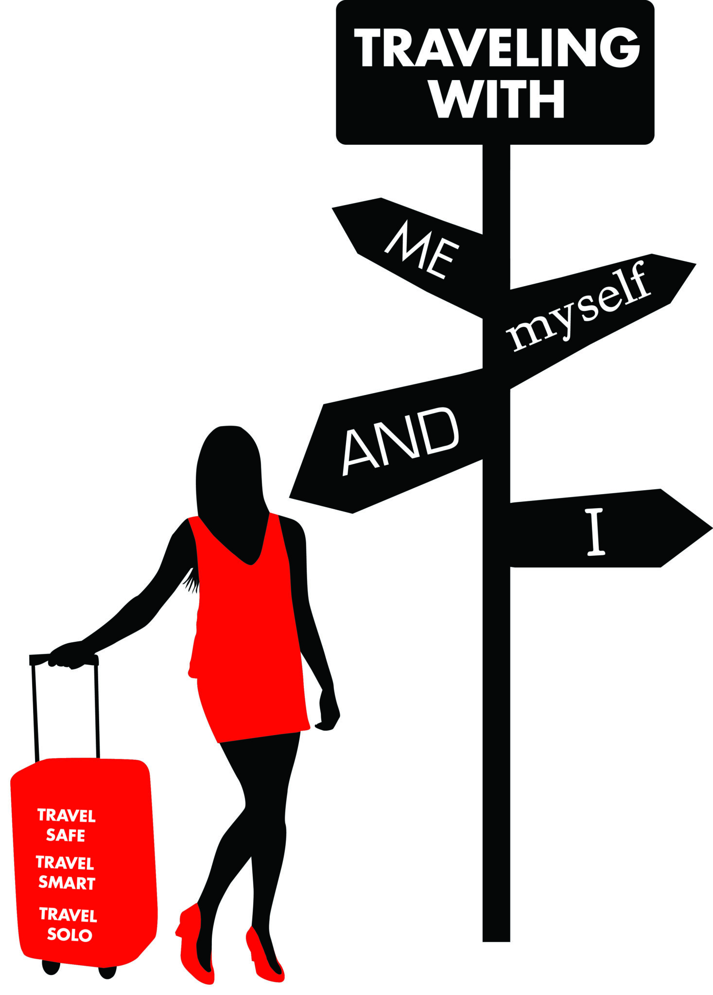 Traveling with Me, Myself and I